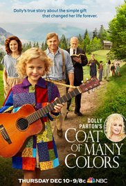 Dolly Parton's Coat of Many Colors dvd cover