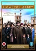 Downton Abbey, Season 5 dvd cover