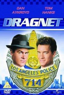 Dragnet dvd cover