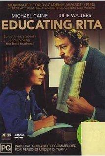 Educating Rita dvd cover