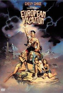 European Vacation dvd cover