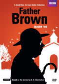 Father Brown: Season 2 dvd cover