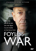 Foyle's War: Season 1 dvd cover
