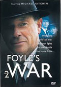 Foyle's War: Season 2 dvd cover