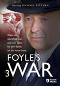 Foyle's War: Season 3 dvd cover