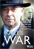 Foyle's War: Season 4 dvd cover