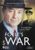Foyle's War: Season 5 dvd cover