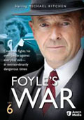 Foyle's War: Season 6 dvd cover