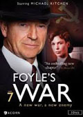 Foyle's War: Season 7 dvd cover