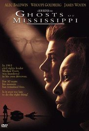 Ghosts of Mississippi dvd cover