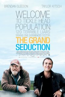 The Grand Seduction dvd cover