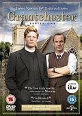 Grantchester: Season 1 dvd cover