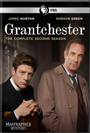 Grantchester: Season 2 dvd cover