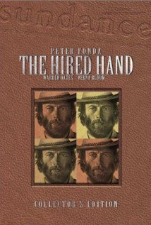 The Hired Hand dvd cover