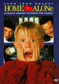 Home Alone dvd cover