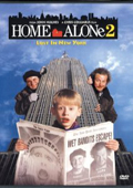 Home Alone 2: Lost in New York dvd cover