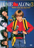 Home Alone 3 dvd cover