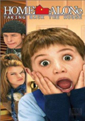 Home Alone 4: Taking Back the House dvd cover