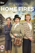 Home Fires - Season 1 dvd cover