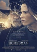 The Homesman dvd cover