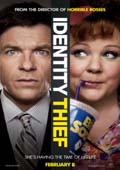 Identity Thief dvd cover