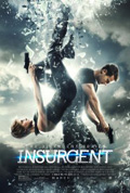 Divergent: Insurgent dvd cover