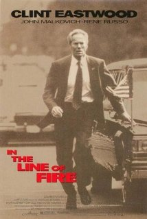 In the Line of Fire dvd cover