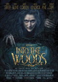 Into the Woods dvd cover