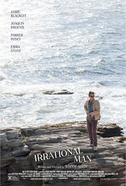 Irrational Man dvd cover