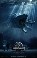 Jurassic World dvd cover