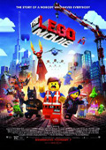 The Lego Movie dvd cover