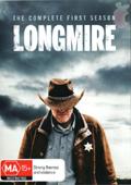 Longmire: Season 1 dvd cover
