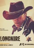 Longmire: Season 3 dvd cover