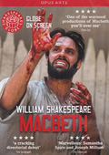 Macbeth (2014) dvd cover