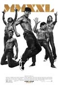 Magic Mike XXL dvd cover