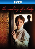 The Making of a Lady dvd cover