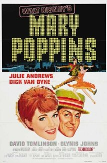 Mary Poppins dvd cover