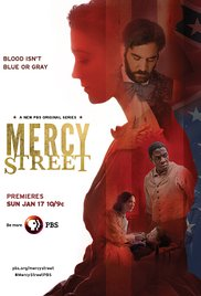 Mercy Street. Season 1 dvd cover