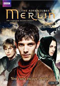 Merlin: Season 2 dvd cover