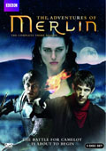 Merlin: Season 3 dvd cover