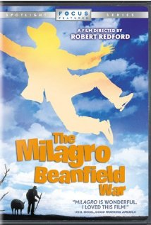 The Milagro Beanfield War dvd cover