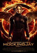 The Hunger Games: Mockingjay, Part 1 dvd cover