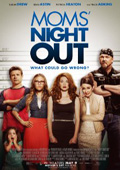Mom's Night Out dvd cover