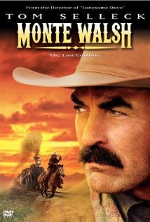 Monte Walsh: The Last Cowboy dvd cover