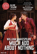 Much Ado About Nothing (2013) dvd cover