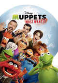 Muppets Most Wanted dvd cover
