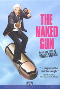 The Naked Gun: From the Files of Police Squad! dvd cover
