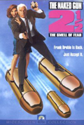 The Naked Gun 2½: The Smell of Fear dvd cover