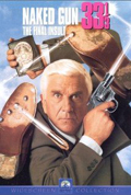 Naked Gun 33 1/3: The Final Insult dvd cover