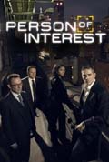 Person of Interest: Season 1 dvd cover